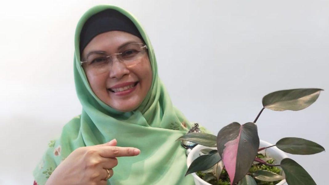 Putri Wapres Gagas Gerakan Indonesia Berhias