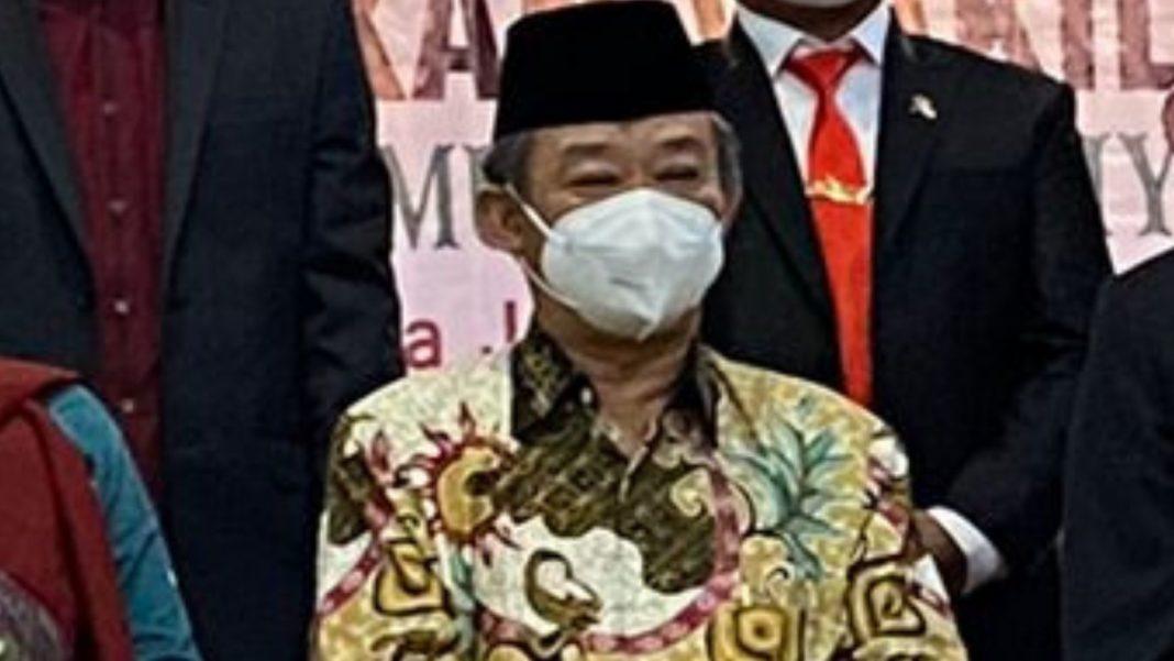 Prof Abdul Mu'ti